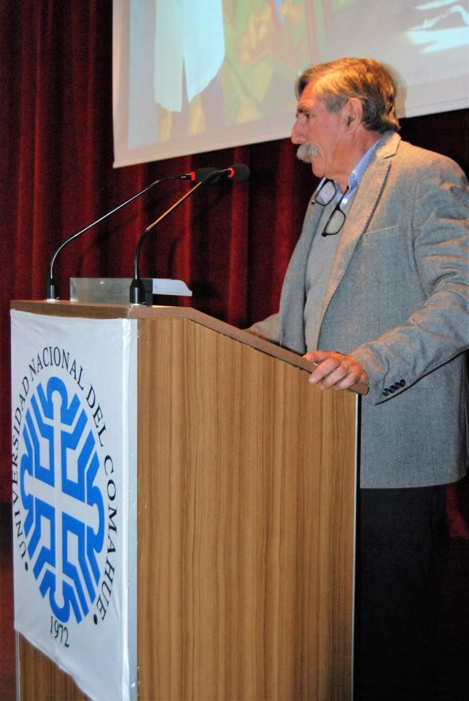 Enrique Mases, Secretario de Ciencia y Técnica UNCo