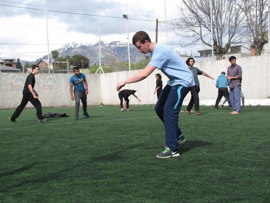 Talleres Capoeira
