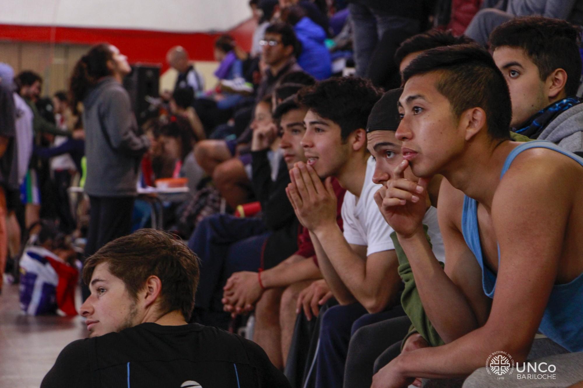 Espacio de Actividades compartidas en el Club Estudiantes