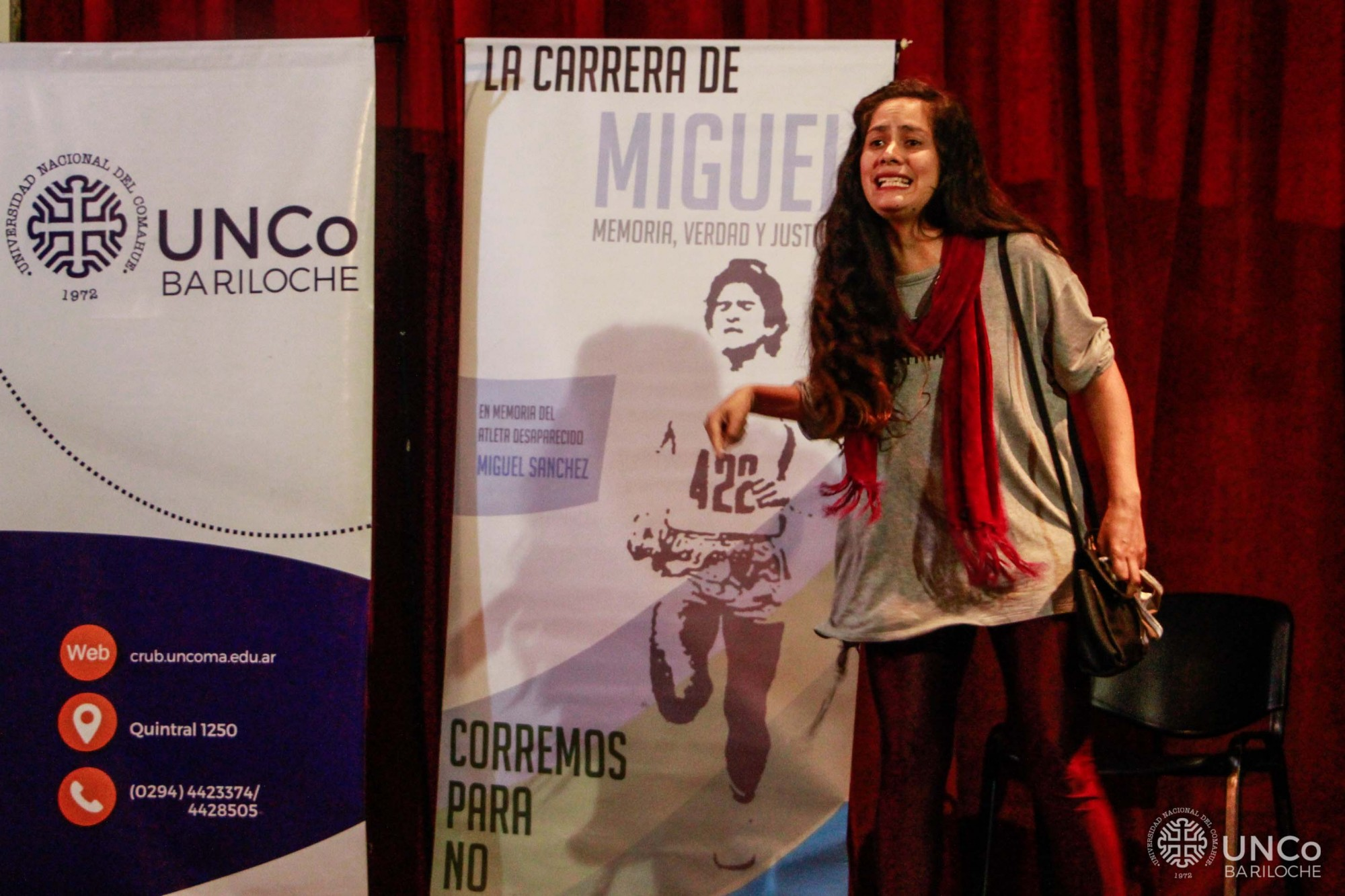 Jornadas DDHH UNCo Bariloche-32