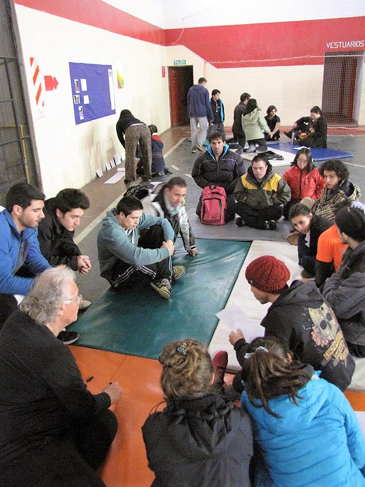 Grupos de Discusión sobre Cuerpo