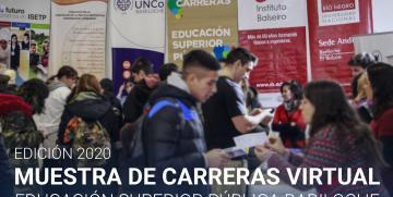 Educación Superior Pública en Bariloche: una nueva forma de conocer las carreras en modalidad online