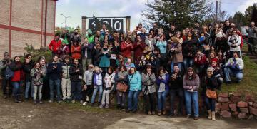 Acto de bienvenida al Nieto 130