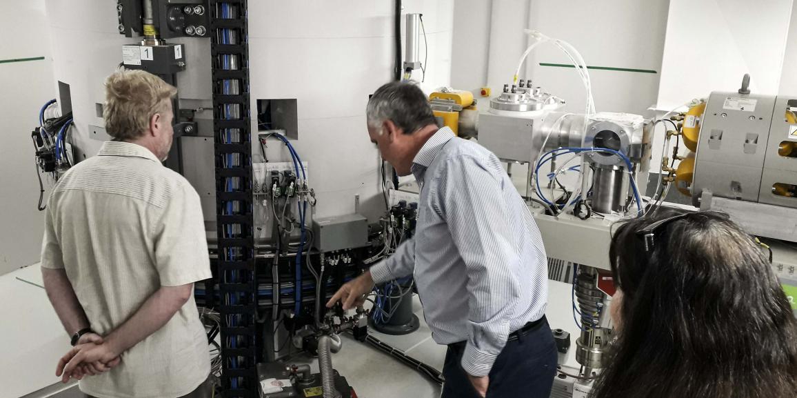Convenio entre Intecnus y la UNCo permitiría formación en Medicina Nuclear