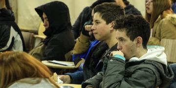 La educación pública superior de Bariloche mostró su oferta a cientos de jóvenes