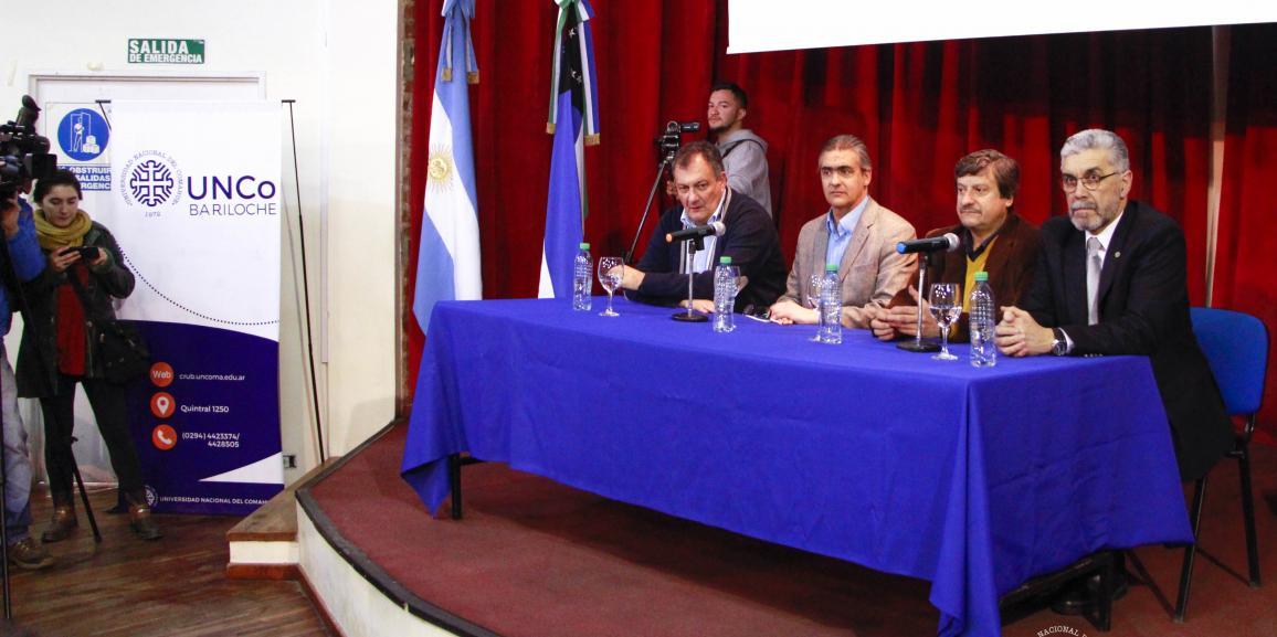 Se realizó la apertura de sobres de la licitación para la construcción del Gimnasio