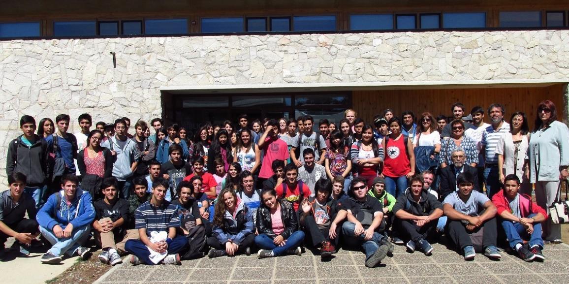 Estudiantes de ingeniería de la UNCo Bariloche visitaron el Instituto Balseiro