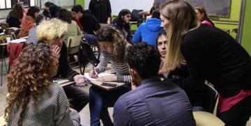 Se realizó la Jornada sobre Universidad accesible en la UNCo Bariloche