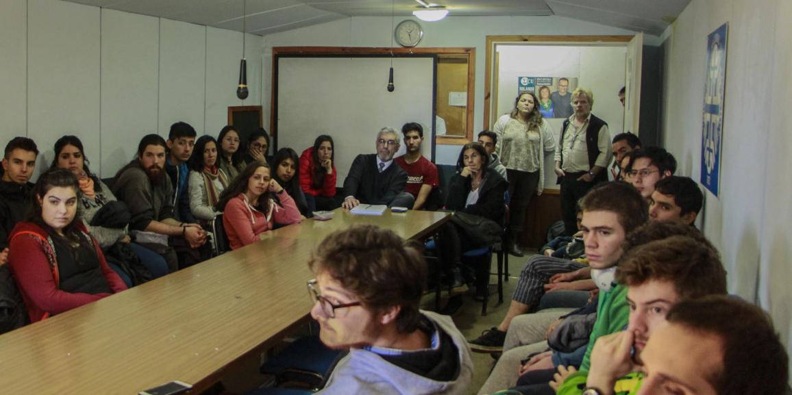 Los estudiantes de Biología de la UNCo Bariloche buscan soluciones para validar sus títulos
