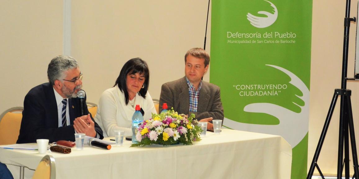 """La UNCo participó de la Jornada Taller """"Juventudes y Derechos en Conflicto: abordajes desde las políticas públicas""""."""