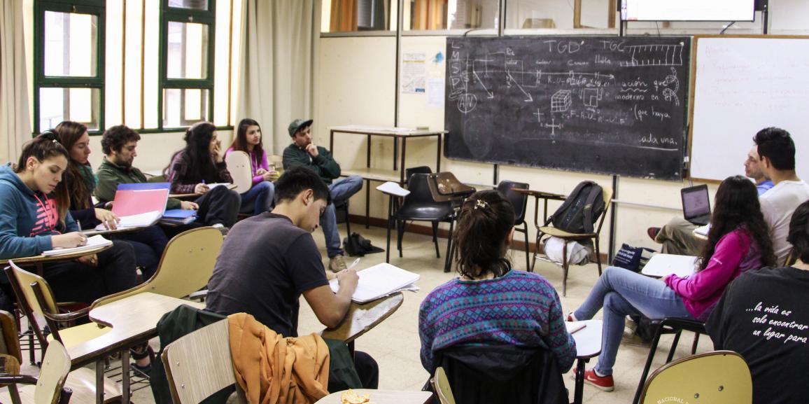 Durante febrero podrán inscribirse los aspirantes a las carreras de la Universidad del Comahue