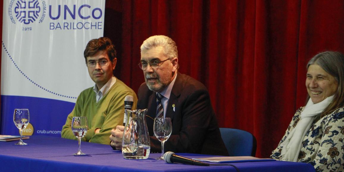 Comenzó el Encuentro Regional de la Unión Matemática Argentina en el CRUB