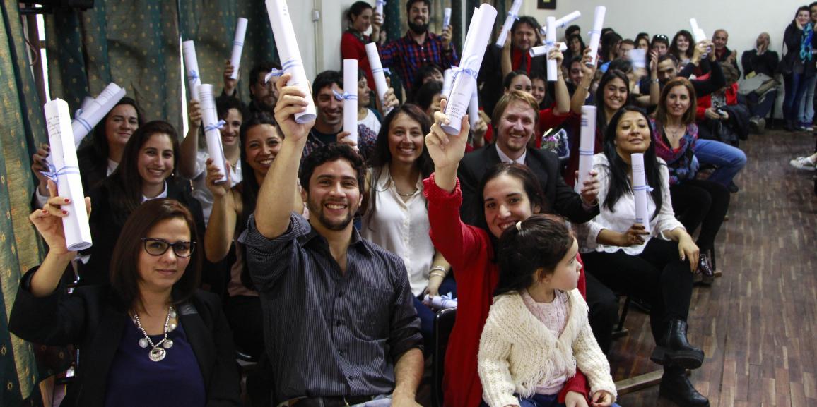 Nueva entrega de diplomas en la UNCo Bariloche