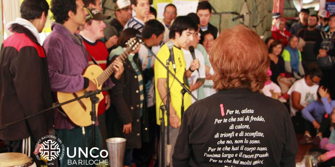 Emotiva y multitudinaria XII Carrera de Miguel en Bariloche