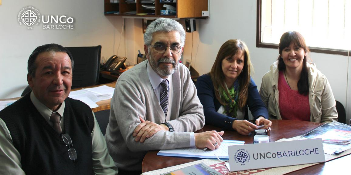 La UNCo Bariloche firma convenio con SOYEM