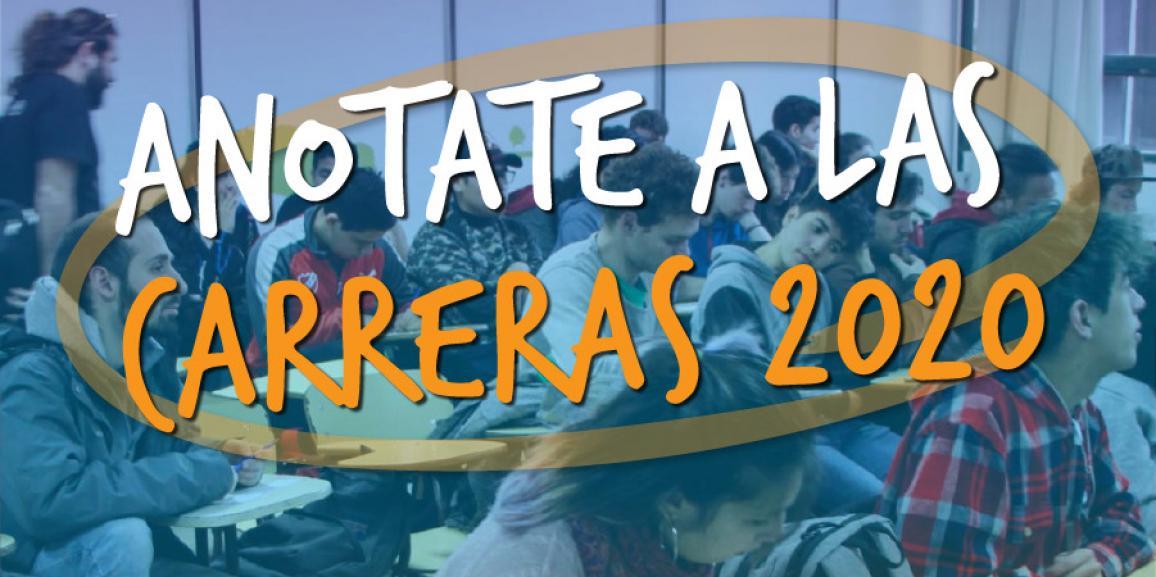 El 1º de noviembre se lanzan las preinscripciones en la Universidad del Comahue