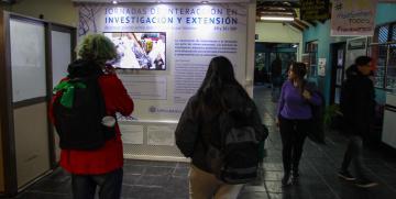 Están en marcha las Jornadas de Investigación y Extensión UNCo Bariloche