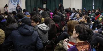 La UNCo Bariloche difunde sus carreras a los estudiantes secundarios