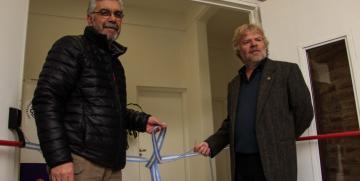 Se inauguró el nuevo Módulo de Aulas de la UNCo Bariloche
