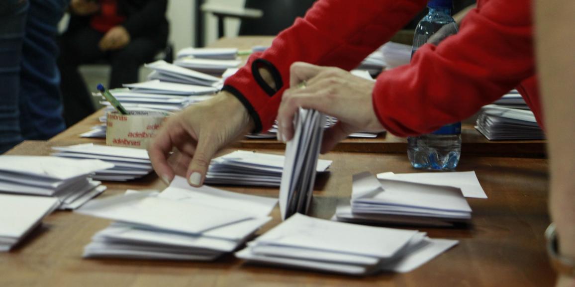 Resultados elecciones UNCo 2018