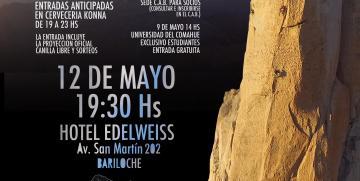 """La Unco Bariloche será sede del """"Encuentro Patagónico de Cine de Montaña"""""""