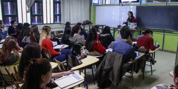 Talleres Pre-Universitarios en la UNCo Bariloche