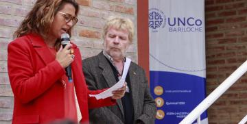 Con diferentes propuestas se conmemora la Semana de la Memoria en la UNCo Bariloche