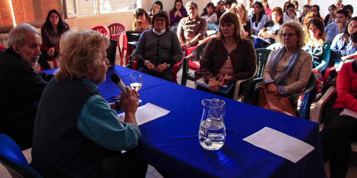 Se realizaron las I Jornadas de Interdisciplinariedad y Enseñanza de las Ciencias Naturales