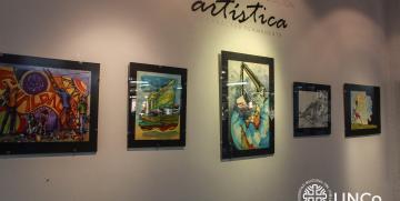 Exposición en la Pared Blanca – Andreína Poli