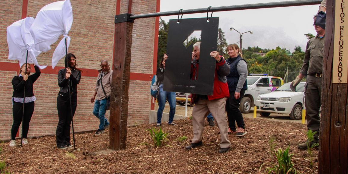 Emotiva conmemoración del Día de los Derechos Humanos en la UNCo Bariloche