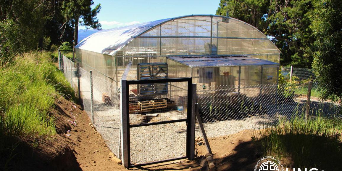Se firmó convenio con el Jardín Botánico para el uso del invernadero