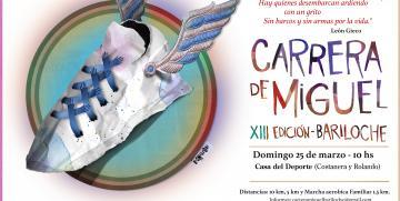 XIII Carrera de Miguel – Bariloche 2018