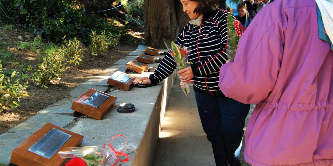 Multitudinario acto en conmemoración de nuestros estudiantes del 1º de septiembre
