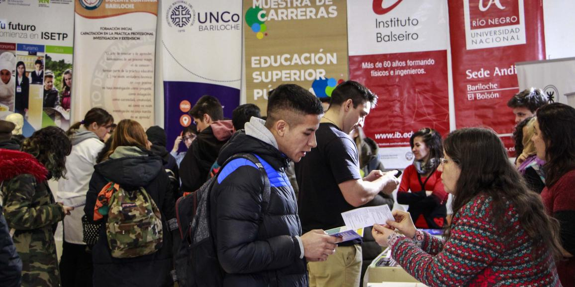 Se lanzó la Muestra de Carreras Bariloche 2019