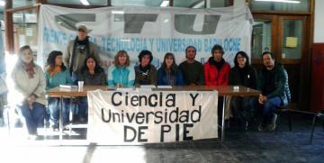 Lanzamiento del Frente Ciencia Técnica y Educación