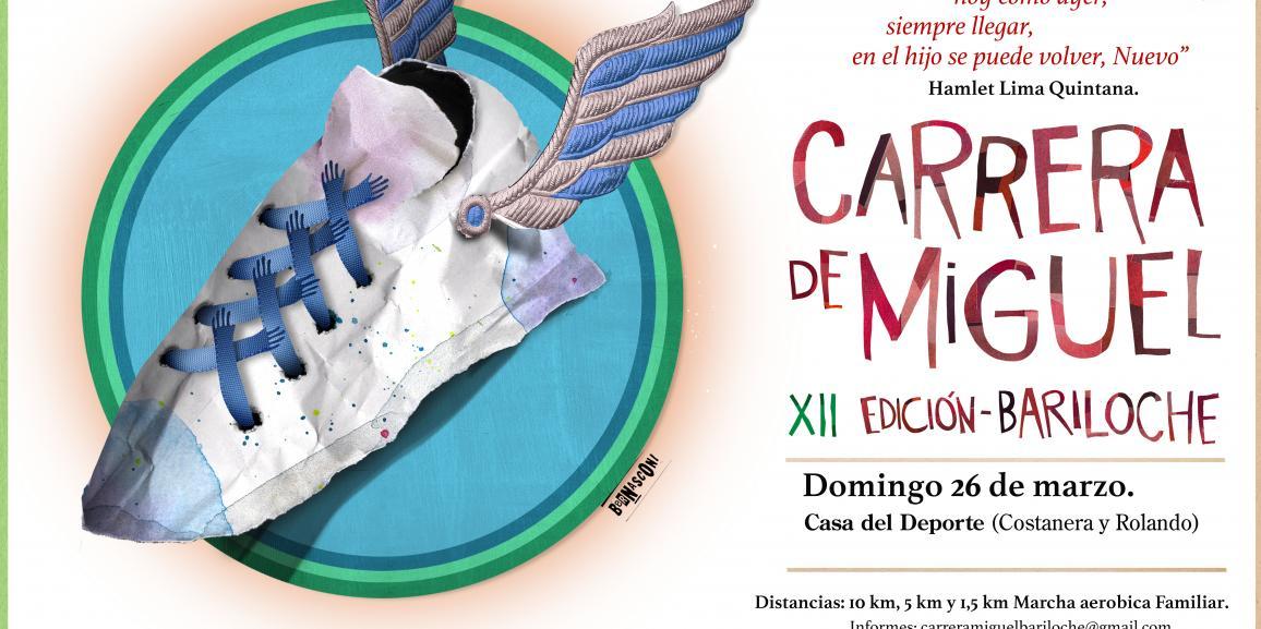 XII Carrera de Miguel Bariloche 2017