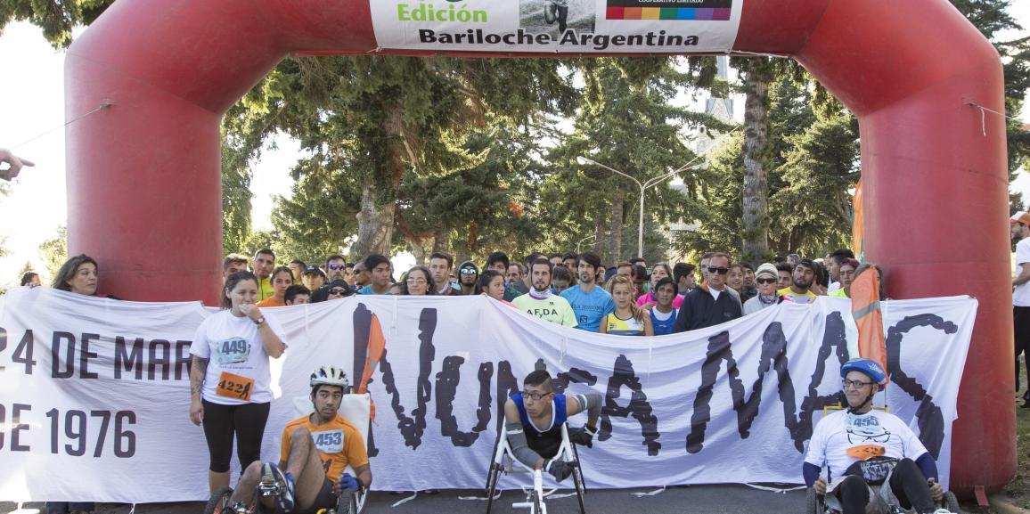 Un nuevo desafío colectivo por la Memoria – Se corrió la XIII edición de la Carrera de Miguel