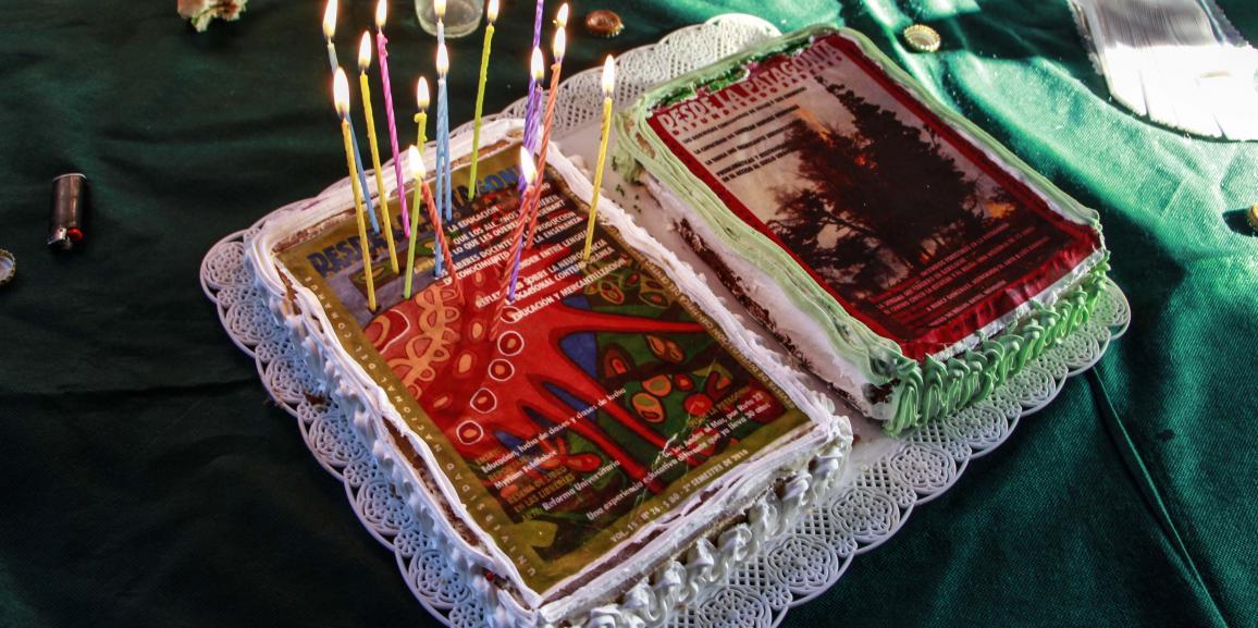 Fiesta de 15! Revista Desde la Patagonia Difundiendo Saberes