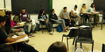 Comenzaron los talleres de ingreso en la UNCo Bariloche