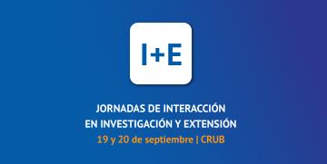 19 y 20 de septiembre |  Jornadas de Investigación y Extensión