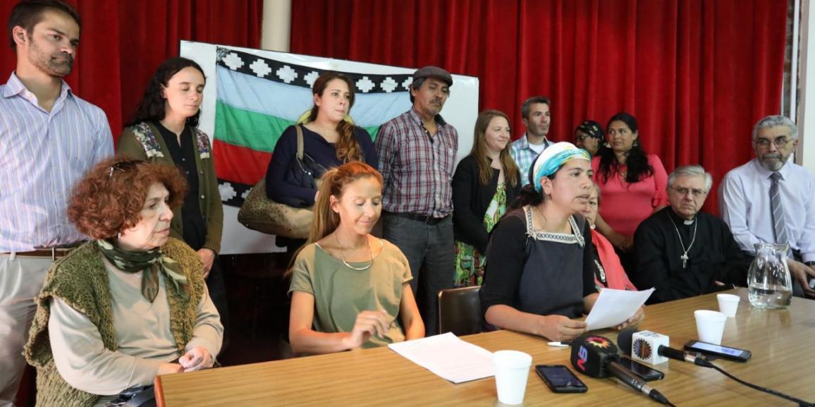 La UNCo Bariloche es sede de la Mesa de Diálogo por la cuestión Mapuche