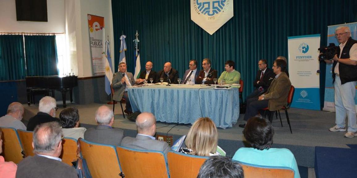 Primer encuentro región Sur de las Universidades Públicas en la UNCo